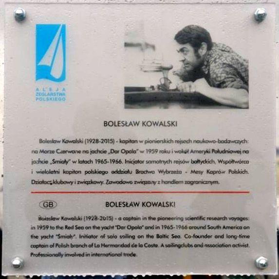 Kowalski tablica 2016 09 04 Tadeusz Lademann