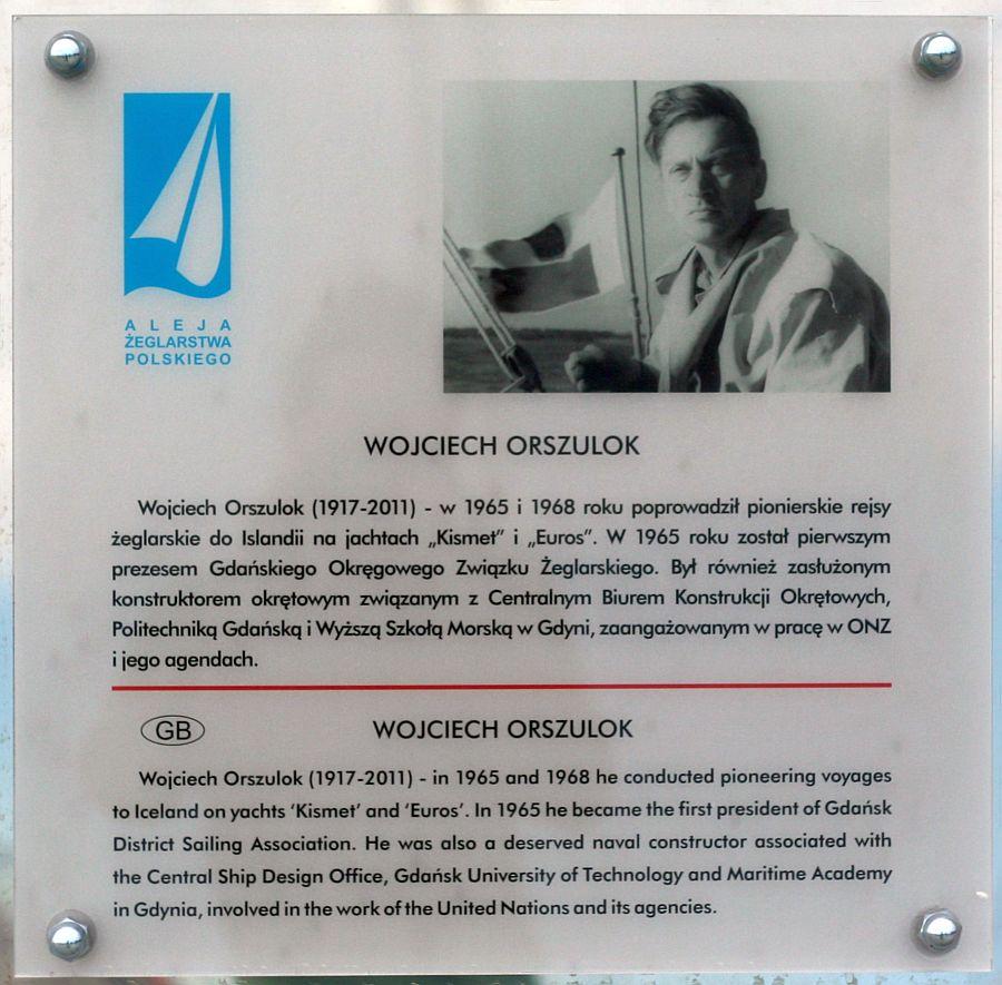 Orszulok tablica 2015 06 03 Jedrzej Szerle