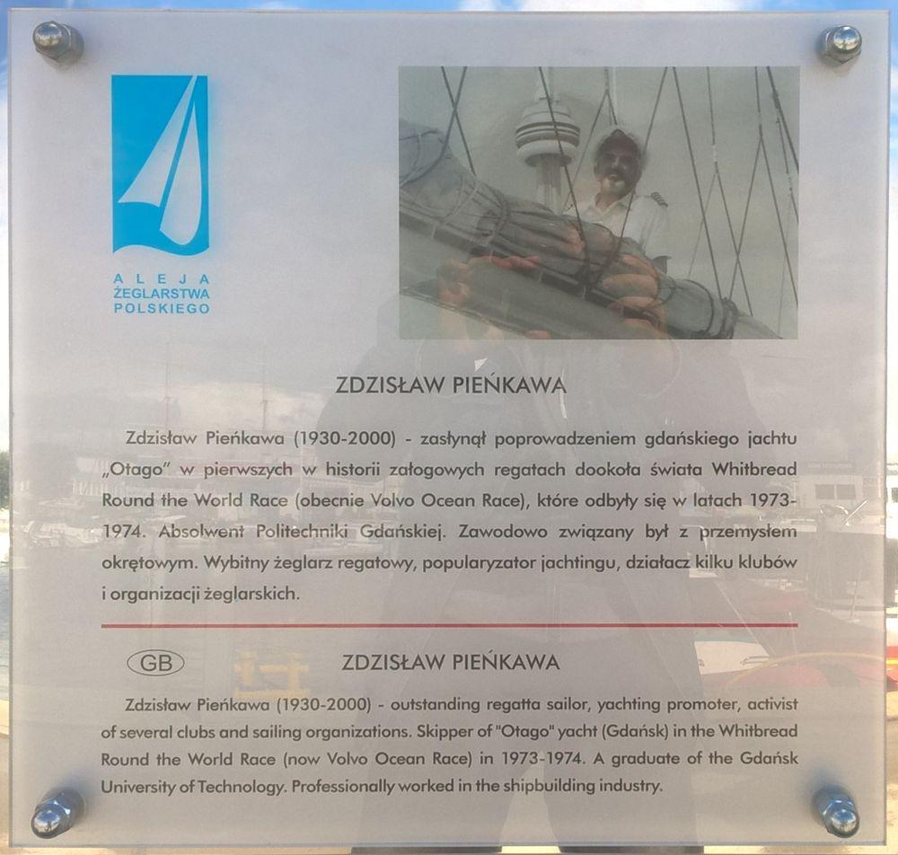 Pienkawa tablica 2016 08 11 Jedrzej Szerle