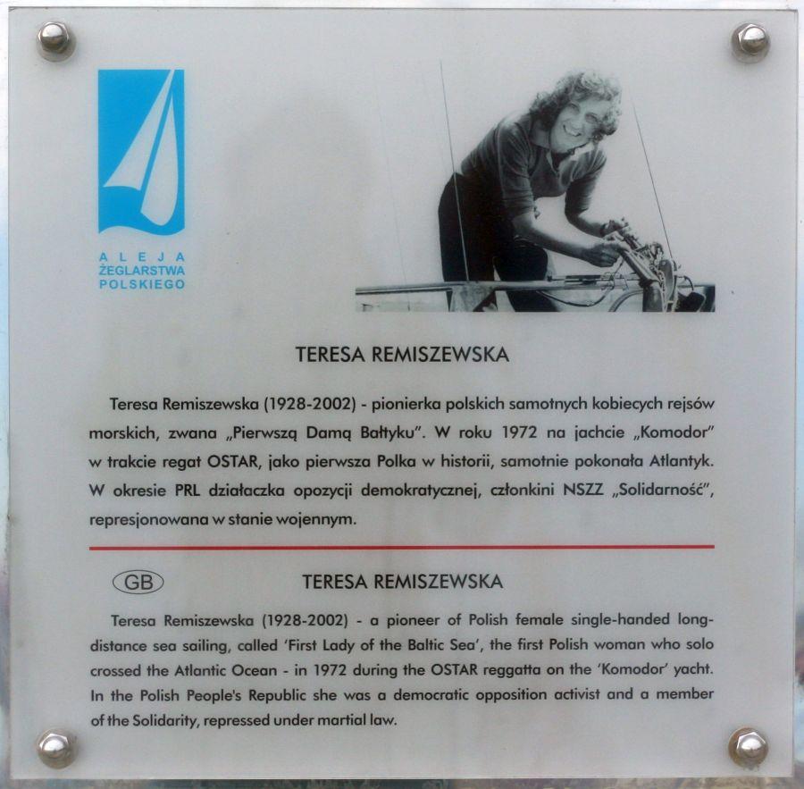Remiszewska tablica 2015 06 03 Jedrzej Szerle