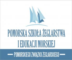 logo pomorska szkola zeglarstwa